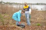 Shoreline Cleanup April 23-11