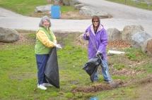 Shoreline Cleanup April 23-2