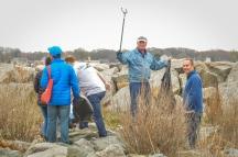 Shoreline Cleanup April 23-7