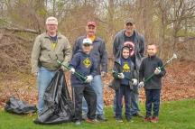 Shoreline Cleanup April 23-9