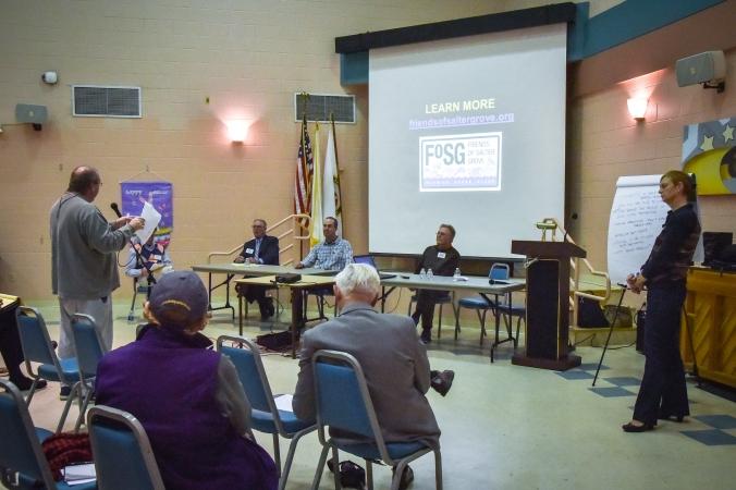 FOSG Town Meeting 4-13-17